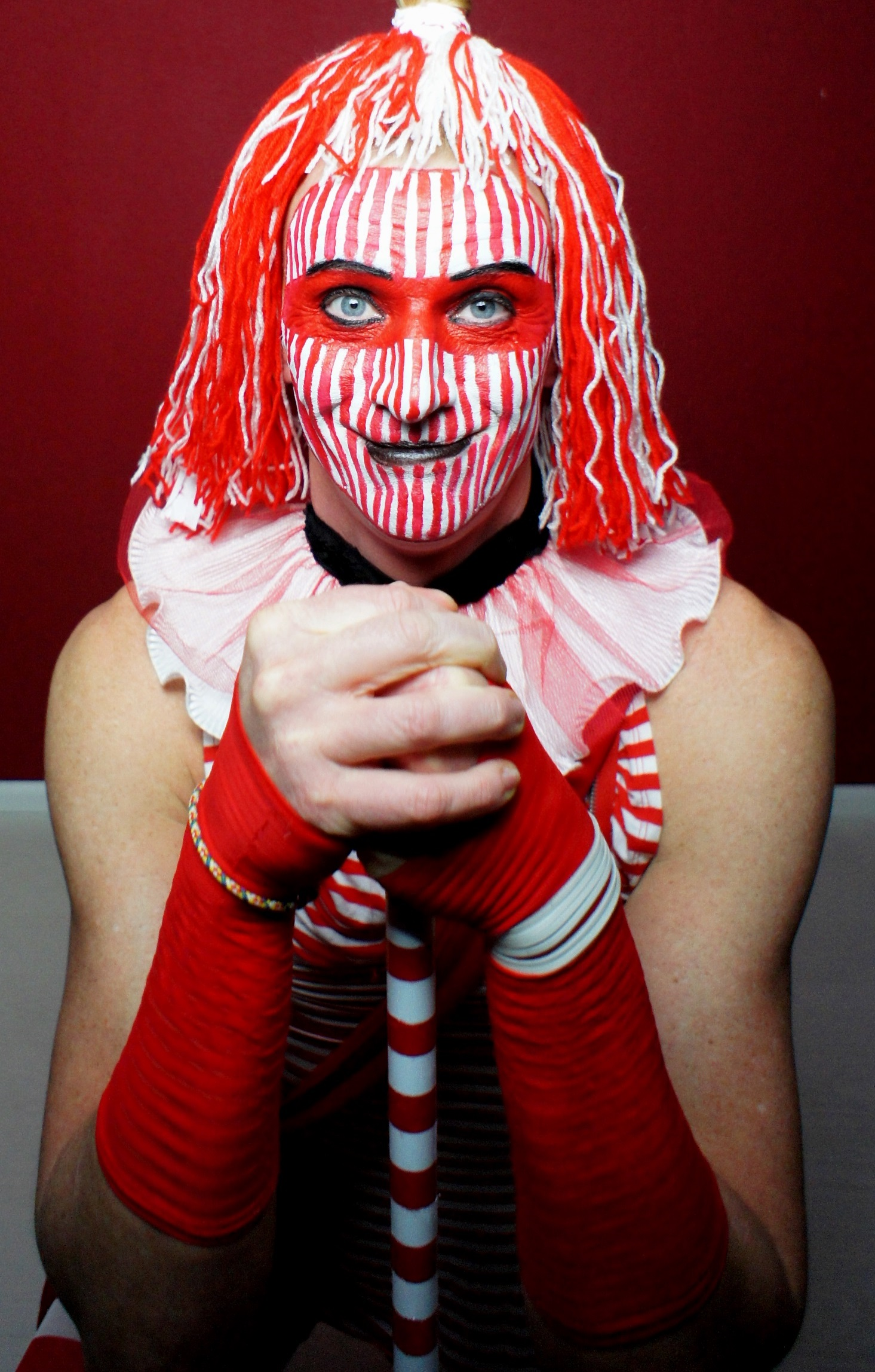 Freak- Clown- Doll