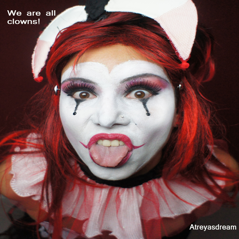 We are all clowns