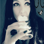 Morticia Cosplay