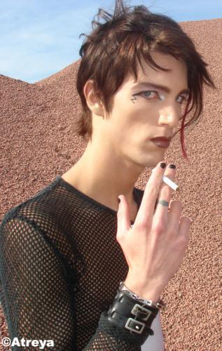 Model: Michael Taylor